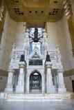 Мавзолей маяка Christopher Columbus Восточная зона Санто Доминго, Доминиканской Республики Стоковые Изображения