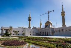 Мавзолей Хомейни аятолы Стоковое Изображение