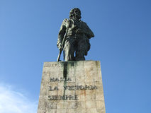 Мавзолей Че Гевара стоковые изображения