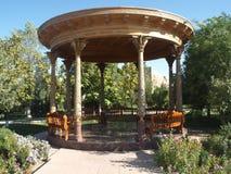 Мавзолей al-Termezi al-Hakim, Узбекистана Стоковая Фотография