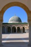 Мавзолей Habib Bourgiba Стоковые Фотографии RF