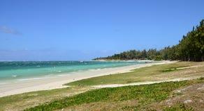 Маврикий, живописная деревня конематки красавицы Стоковые Изображения RF