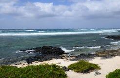 Маврикий, живописная деревня конематки красавицы Стоковая Фотография RF