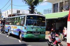 Маврикий, живописная деревня Goodlands Стоковая Фотография