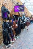 Магазины на рынке Camden, Лондоне, Великобритании Стоковое Фото