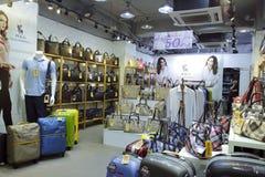 Магазин багажа Стоковая Фотография