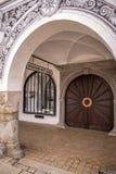 Магазин богемского искусства стеклянный Стоковое Фото