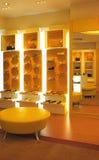 магазин ботинка стоковое изображение rf