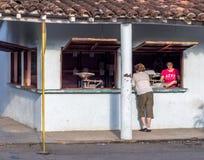 Магазин в Vinales Кубе Стоковые Фото