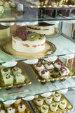 Магазин десерта Стоковое Фото