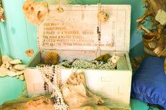 Магазин жемчуга стоковые изображения rf