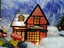 Магазин игрушек Стоковое Фото