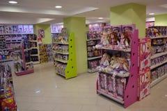 Магазин игрушек стоковое изображение