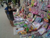 Магазин игрушки стоковые изображения rf