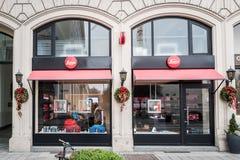 Магазин камеры Leica Стоковая Фотография