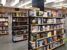 Магазин книги Стоковые Изображения RF