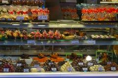 Магазин кондитерскаи на Marienplatz Стоковая Фотография RF