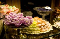 Магазин 3 конфеты стоковые фотографии rf