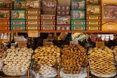 Магазин конфеты Стоковые Изображения RF