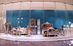 Магазин Кроуфорда майны Стоковые Фотографии RF
