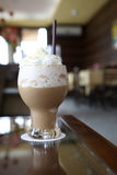 магазин льда кофе Стоковое Изображение