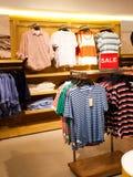 магазин людей s одежды Стоковая Фотография RF