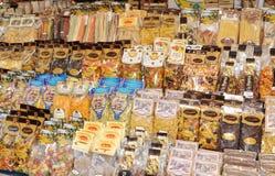магазин макаронных изделия Стоковая Фотография RF
