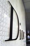 Магазин моды Dior в Китае стоковая фотография