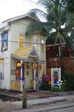 Магазин на острове Roatan Стоковая Фотография RF