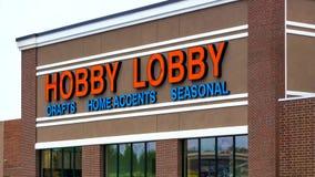 Магазин лобби хобби сток-видео