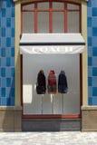 Магазин окна Стоковое Изображение RF