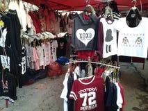Магазин одежды Стоковые Фотографии RF