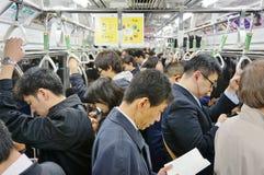 Магазин одежды UNIQLO в токио, Японии Стоковая Фотография RF