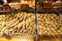 Магазин печенья Стоковые Фото
