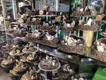 Магазин печенья стоковые изображения rf