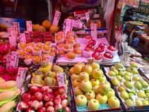 Магазин плодоовощей Стоковая Фотография RF
