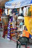 магазин подарков и сувениров пляжа Стоковое Фото