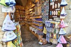 магазин подарков и сувениров стоковые фото