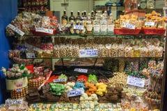 Магазин помадок в Венеции, Италии стоковая фотография