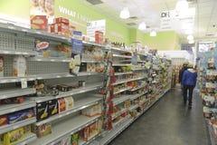 Магазин после шторма Sandy Стоковое Фото