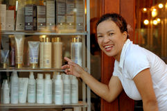 магазин предпринимателя самолюбивый Стоковое Фото