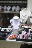 Магазин драгоценности готовит окно Стоковое Фото