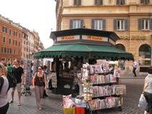 Магазин Рима Стоковое фото RF
