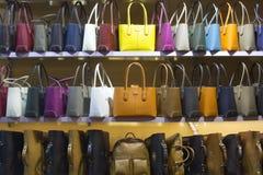 магазин сумок Стоковые Изображения