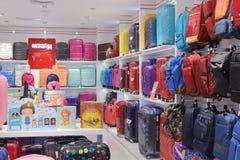 Магазин сумок Стоковое Изображение RF
