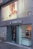 Магазин украшений - Swarovski Стоковое Изображение RF