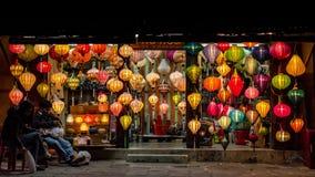 Магазин фонарика в hoi Стоковые Фото
