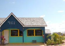 Магазин фото каникул отклонения Багамских островов Стоковые Изображения