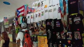 Магазин футболки Стоковые Изображения RF