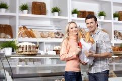 магазин хлебопека s Стоковые Изображения RF
